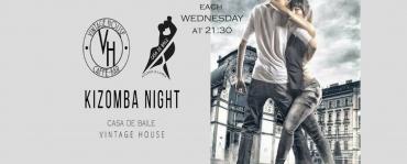 Kizomba Nights @Vintage House