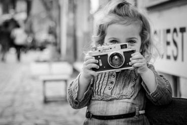 Организират безплатен фото курс за деца в Цар-Симеоновата градина