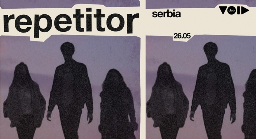 Repetitor /SRB/ at Club VOID