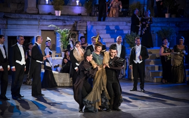 Оперетите на Виена и Будапеща гостуват на Античния театър