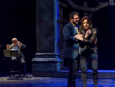 """Премиера на """"Трубадур"""" от Верди с международен екип в Опера Пловдив"""