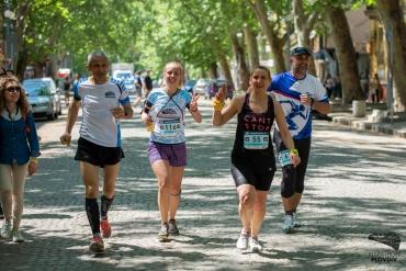 Какво се случва в главите на маратонците