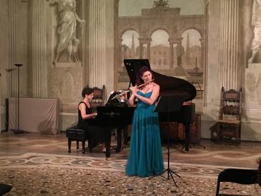 Концерт на проф. Луиза Село и Аурора Сабия за празника на Пловдив