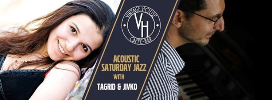 Acoustic Saturday Jazz with Tagrid & Jivko