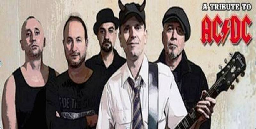 AC/DC tribute by Rock'N'Roll Train