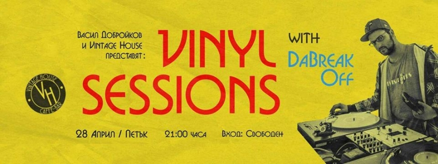 VINYL Sessions with DaBreakOff