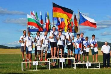 Младежкият ни национален отбор по авиомоделизъм донесе сребро от Европейско първенство (СНИМКИ)