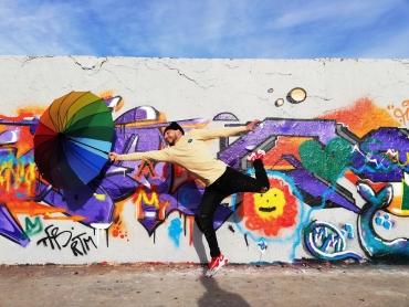 Спектакъл на Стълбите на Каменица с танцьори от 3 държави