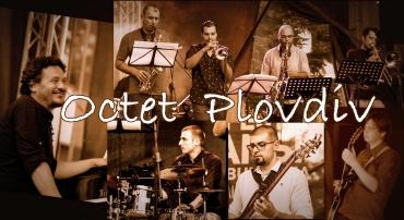 """Елитът на пловдивския джаз """"Октет Пловдив"""" представя на живо първия си авторски албум"""