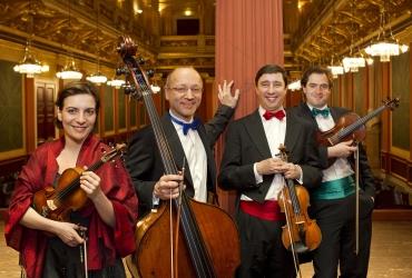 """Прочутият Ансамбъл WIEN от Виенска филхармония пристига ексклузивно за IX МФ """"Дни на музиката в Балабановата къща"""""""
