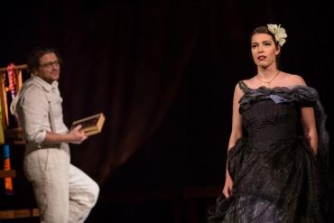 Анна в тропиците в Драматичния театър