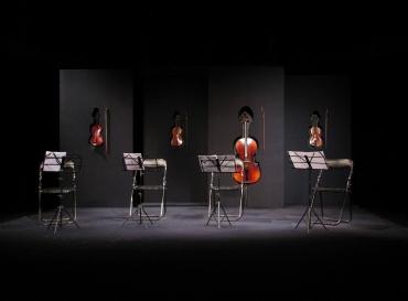 Театър Сфумато с Последен квартет в Пловдив