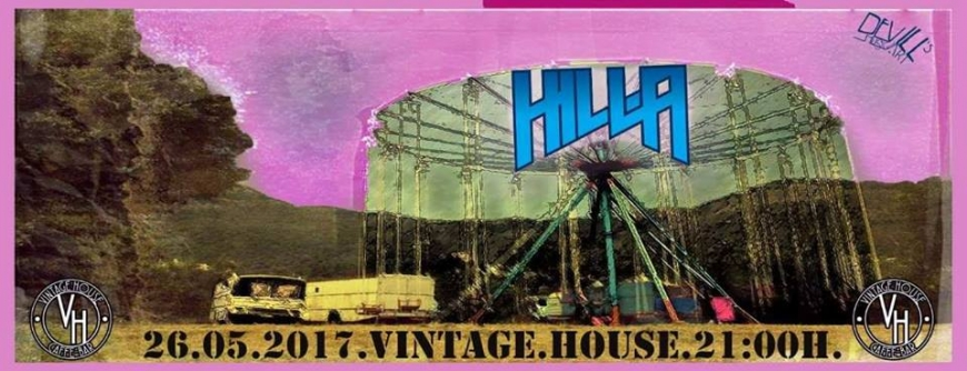 HILLa at Vintage House