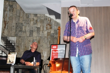 Владимир Янев представя новата си книга