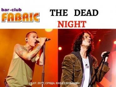 Fabric Rock: The Dead Night