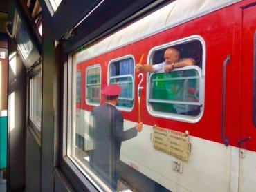 Железничарите отбелязват професоналния си празник