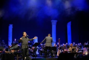 Музиката на Стинг в симфоничен аранжимент в Лятна сцена Орфей