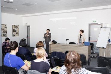 Германисти дискутираха в ПУ промените в езика и образованието вследствие на пандемията от COVID-19